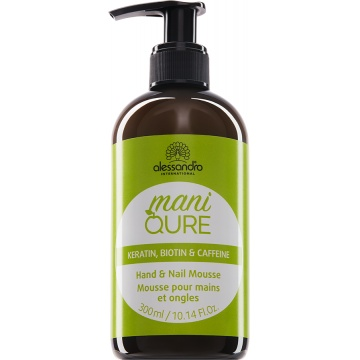 ManiQURE Hand and Nail Mousse 300 ml