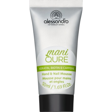 ManiQURE Hand and Nail Mousse 50 ml