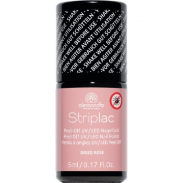Striplac Powdery Pastels Dried Rose 5 ml