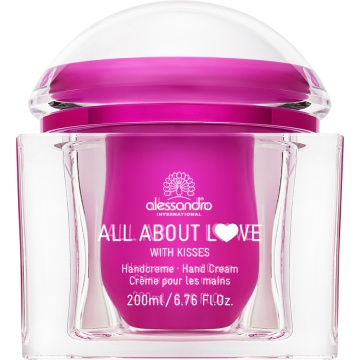 All About Love Krem do dłoni 200ml With Kisses!